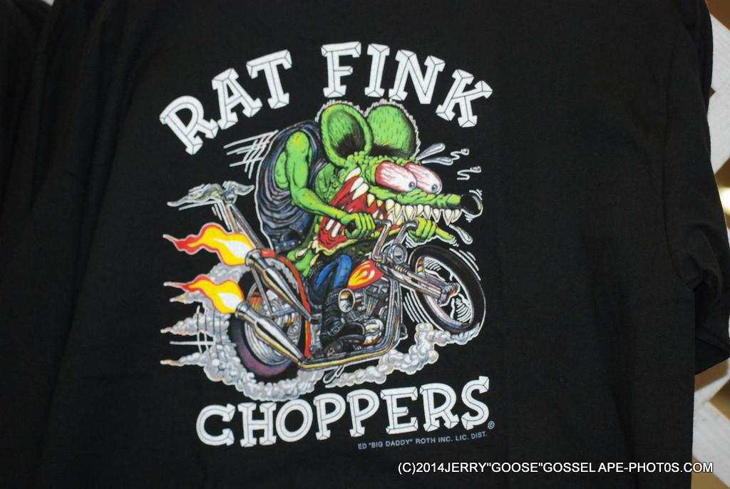 """RAT FINK CHOPPERS, CR BY ED """"BIG DADDY"""" ROTH INC, LLC, DIST."""