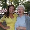 Elizabeth with Grandmother Jane Masciola.