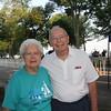 Lois Huebler and husband.
