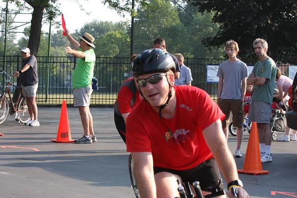 August 16, 2009 Vermilion holds its Second HFP Duo/Triathlon