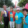 Kevin Gibbons, Dana Corogin, Donna Kay and Cindy Andrews.