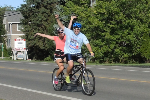 August 21, 2016. BIKING. Vermilion and HFP Racing hosts the 9th Annual Triathlon.