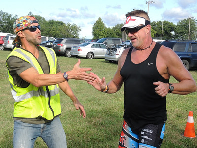 August 21, 2016. RUNNING. Vermilion and FHP Racing hosts its 9th Annual Triathlon.