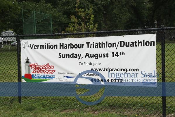 HFP RACING TEAM holds a Triathlon & Duathalon in Vermilion August 13 & 14, 2011
