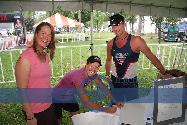Vermilion holds another successful Triathlon, August 15, 2010