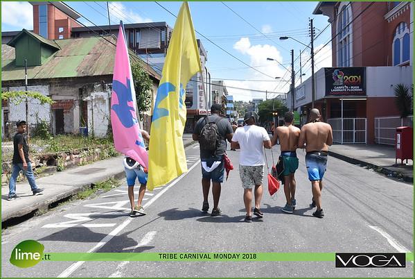 TRIBE CARNIVAL MONDAY 2018