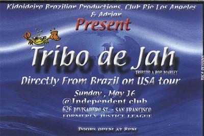 TRIBO DE JAH- 2005