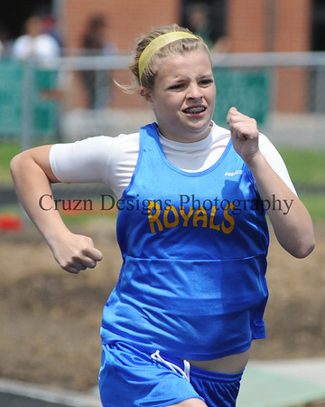 2008 Trimpe Track Sectionals at Carlinville