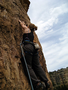 Val on her 4th lead ever, Period Piece (5.8).