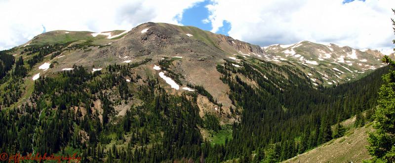 Mt Trelease.