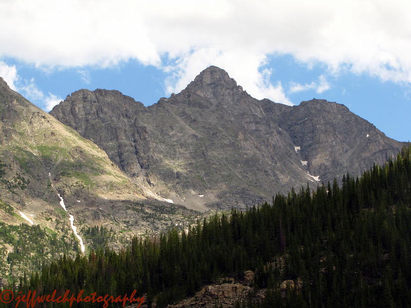 Pauite Peak.  Skied the other side of that in 2008(?)