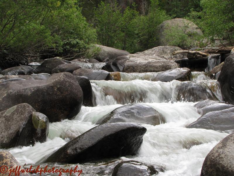 Buchanan Creek.