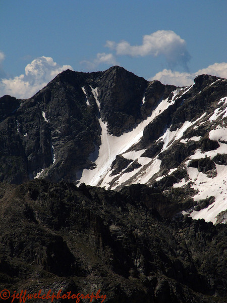 Hopi Peak and the Hopi Glacier.