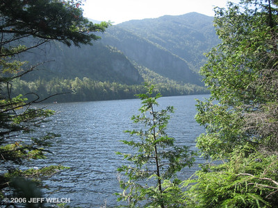 Lower Ausable Lake.