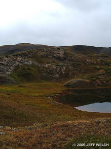 Alpine lakes, mountains, glaciated tundra everywhere you look.  *YAWN*.  Nothing to see here, move along.