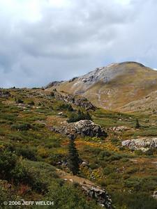 More alpine scenery.