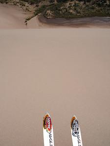 Mmmmm, untracked sand.