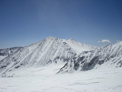 North face of Torreys.