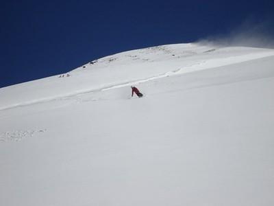 Skiing!  Me.