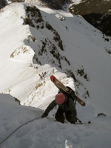 Em topping out. Photo: J.Welch