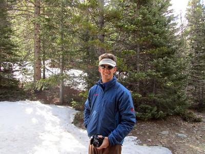 Skier #2: Jeff