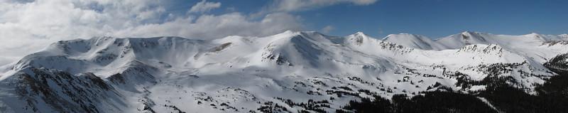 2/16/2011 Butler Gulch panorama