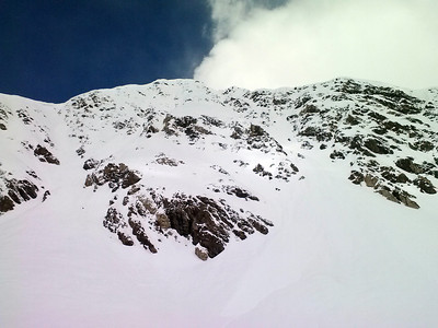E face of Torreys.