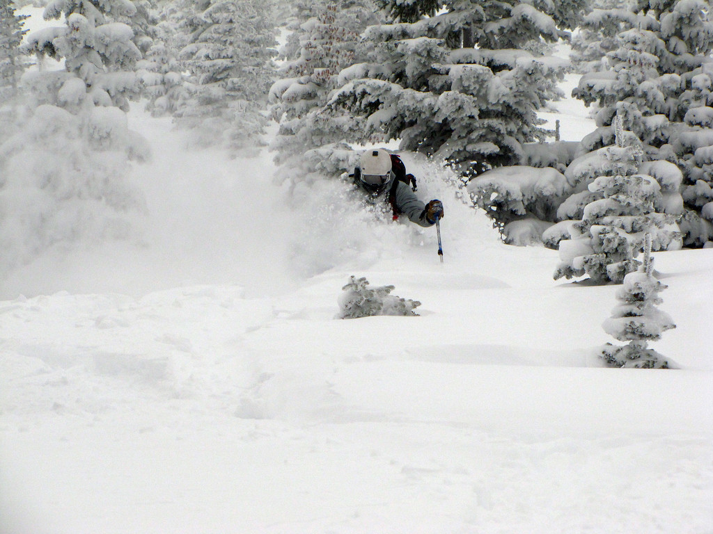 It was deep.  Shipley getting pitted.