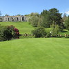 LOOKING BACK TO THE HOTEL ACROSS THE PAR 3 3RD GREEN