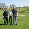 TONY, STEVE & MARK AT THE 3RD, LONDON CLUB