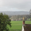 TUDOR HOUSE COWDRAY RUINS - GREAT FIRE OF 1793
