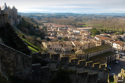 a FRANCE 05 ANGUEDOC ROUSILLON CARCASSONNE 03