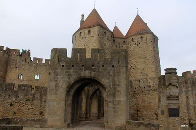 a FRANCE 05 ANGUEDOC ROUSILLON CARCASSONNE 04