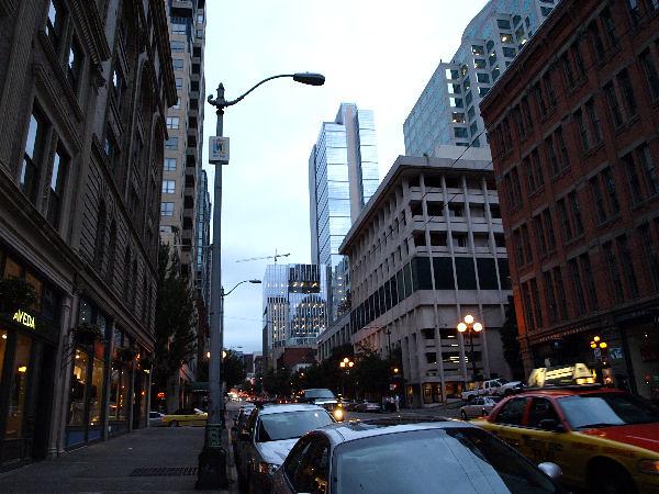 2008 0829: Seattle Street Scenes