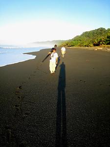 Corcovado Beach