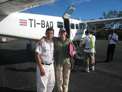 In Puerto Jimenez, Osa Peninsula, Costa Rica, January 25, 2009
