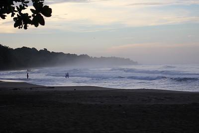 """Sunset"" on the Beach  (facing east)"