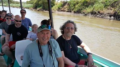 2017 April 13 - Tarcoles River Day Trip