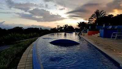 Three Pools with one close to every villa.