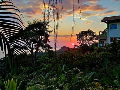 Friday Sunset  (from restaurant)