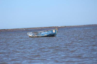 Fishing boat?