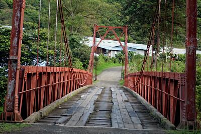 Bridge Before the Entrance