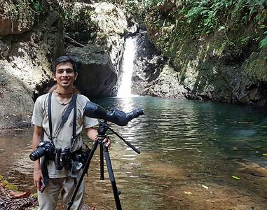 David Vargas  -  My Favorite Corcovado Birding Guide!