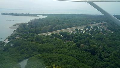 Airport Landing Strip