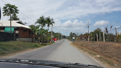 30 Minute Drive to Danta Corcovado Lodge