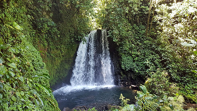 Arenal Volcano Area Waterfalls (2)