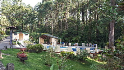 Swimming Pool for Lodge Guests