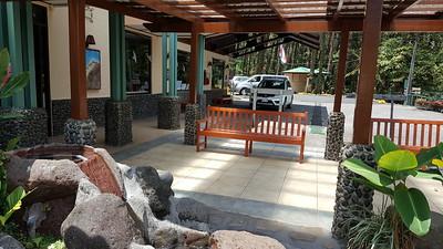 Outside Lobby Area