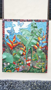 Another Real Tile Mosaic!