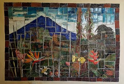 Tile Mosaics & Painted Tiles